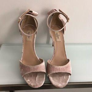 Valentino Sudede Sandals